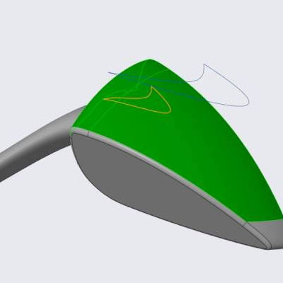 Surface Curve Creation
